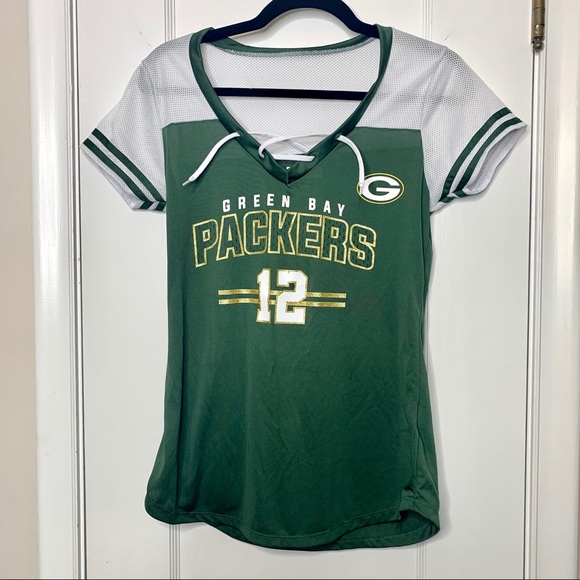 premium selection f97b9 7d8e1 Green Bay Packers NFL Shop Aaron Rodgers jersey M